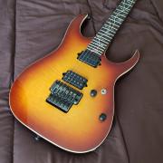Ibanez RG 2820CT VV (Vintage Violin) PAF PRO / Super Distortion