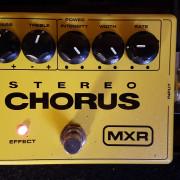 Mxr stereo chorus analogico