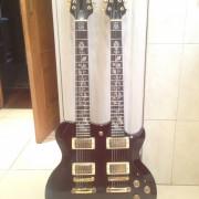 Guitarra California de Doble Mástil