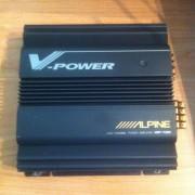 Car audio - ALPINE MRP-F200 Power Amplifier