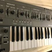Sintetizador Roland SH101 con funda y Transformador originales!