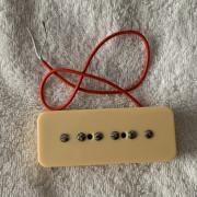 Pastilla P90, 6K de impedancia.