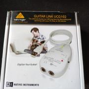 Interface de audio y mezclador