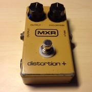 MXR Distorsion+ vintagísima