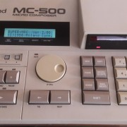 Roland MC 500 impecable