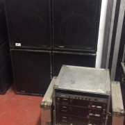 Equipo musicson IP880, 2000W RMS