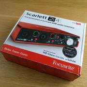 Focusrite Scarlett 2i4 2nd Gen