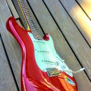 Cambio stratocaster japonesa vintage