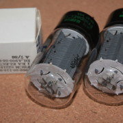Válvulas Philips USA (RCA USA) 6L6WGB (NOS) 'new old stock'