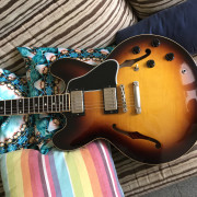 Gibson ES-335 DTVS NH1