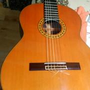 Guitarra Ramírez Gr8