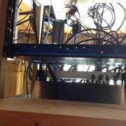 mytek 8x192 + RME HDSPe AES + cableado