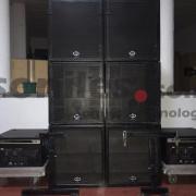 Equipo de sonido VMB C2 Array 7000W
