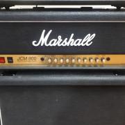 Mashall jcm 900 hi gain dual reverb 100w