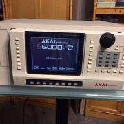 Sampler Akai S6000 V2.