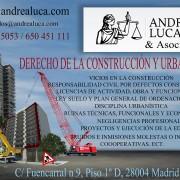 Bufete de Abogados en Madrid Andrea Luca
