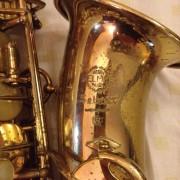Saxofon Selmer Mark VI saxofón alto