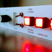Cambio magra buena SSL SERPENT,  IGS AUDIO serie 500