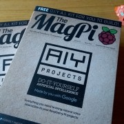 MagPi Magazine #57