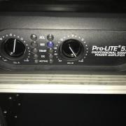 Etapas crest audio pro-lite 5-0