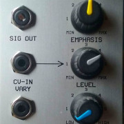 Analogue Systems RS-400 Phaser