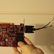 O cambio Tarjeta de sonido PCI Terratec Producer Phase 22 y cable breakout MIDI SPDIF