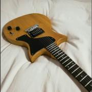 Guitarra eléctrica tipo Gibson Les Paul Jr./Grestch de Luthier. CAMBIOS