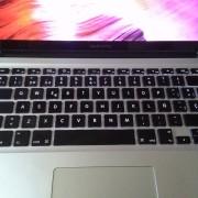 """MacBook Pro 15"""", SSD 120 GB + 1TB"""