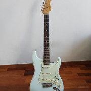 Stratocaster CLASSIC PLAYER '60S Sonic Blue (2007-2008)