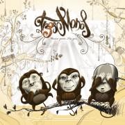 Cd tr3s monos - musica para tus ojos