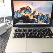 "macbook pro 13,3"" finales 2011 i5 500gb 8 gb"