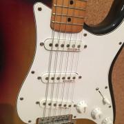 Greco stratocaster 1978 - Kinman Blues (+ Maxon originales)