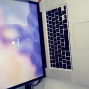 "Macbook Pro 17"" 2.2ghz i7 Quadcore 2011 16GbRam 256Gb SSD"