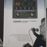 Tc helicon voice tone creator