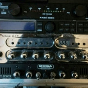 O cambio Engl E580. Previo  Midi a válvulas
