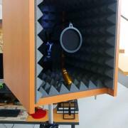 Cabina Acústica Home Made