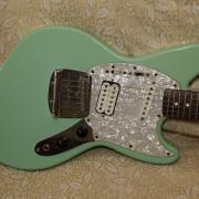 Kurt Cobain Fender Jag Stang 1997 + Envio.