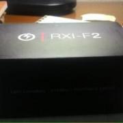 Raiden Fader RXI-F2 Crossfader Portatil