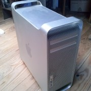 MAC PRO 1.1 DUAL-CORE INTEL XEON  2 x 2 Ghz