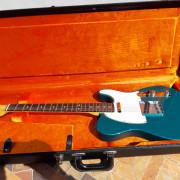Cambio Fender telecaster Custom Shop 63.