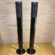 Altavoces HI-FI Harman/Kardon HKTS-11 y soportes de pie HTFS-2.