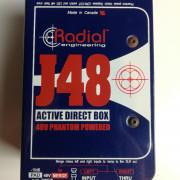 Radial J48 DI
