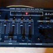 Mesa mezclas Yu Brother MX - 850 Stereo Disco Mixer