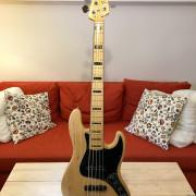Fender Jazz Bass American Deluxe, 2011