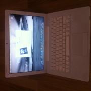 "macbook blanco 13"""