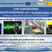 INTEGRACIÓN AUDIOVISUAL PARA ESCENARIOS FIJO Y MOVILES
