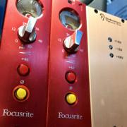 (Y cambio) Focusrite red 1 serie 500