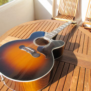 Gibson J185EC