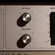 Compresor Limitador vintage Urei 1176 LN