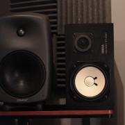 Monitores Yamaha NS10